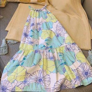 Girls Maxi Dress Size 8
